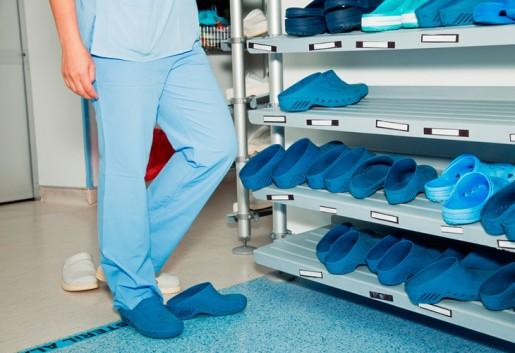 El zueco, la revolución de la comodidad en calzado