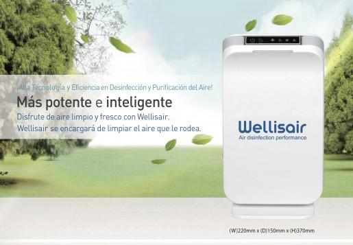 GM7 es distribuidor oficial de Wellisair