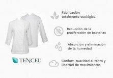 Beneficios de los uniformes de trabajo de tencel