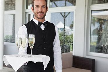 Uniformes para camareros