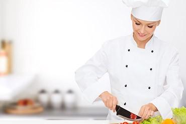Uniformes per a ajudants de cuina