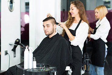 Uniformes para peluqueras y peluqueros