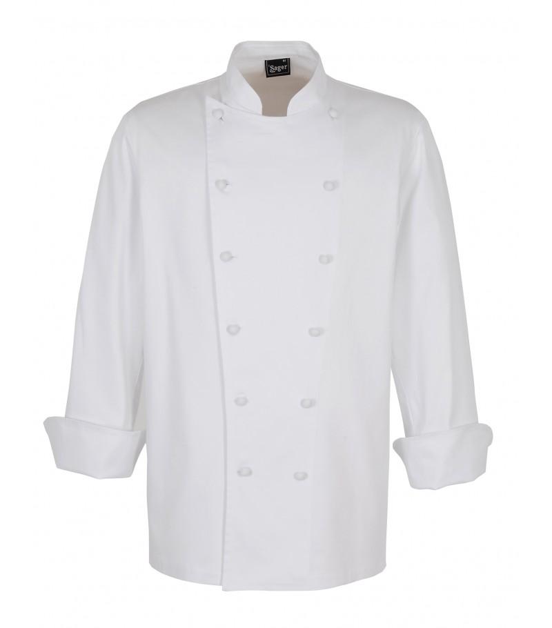 eec62c93da9c7 Chaqueta cocina algodón