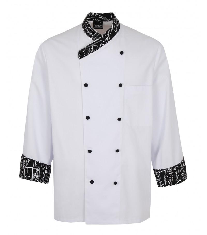 chaqueta kimono chaquetillas de cocina