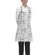 Delantal peto Chefwear