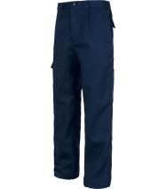 Pantalón con tejido interior polar