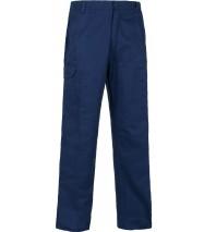 Pantalons blaus marins