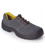 Zapato perforado