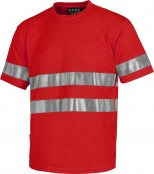 Camiseta reflectante