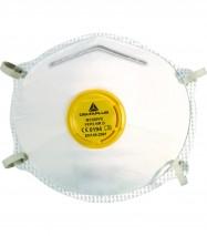 Mascarilla uso único válvula