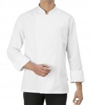 Chaqueta cocina Mirko Blanca
