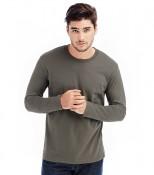 Camiseta manga larga caballero
