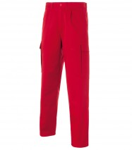 Pantalón industria bolsillos