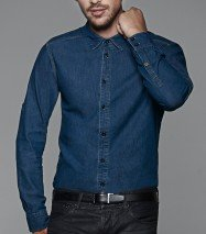Camisa Denim Men