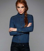 Camisa Denim women
