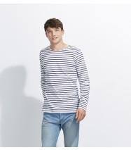 Camiseta chico marinera