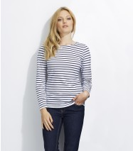 Camiseta chica marinera