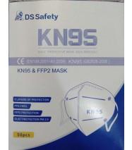 PACK 50 MASCARILLAS KN95 - FFP2