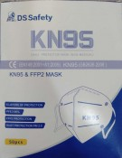 PACK 50 MASCARILLAS KN95 - FFP2