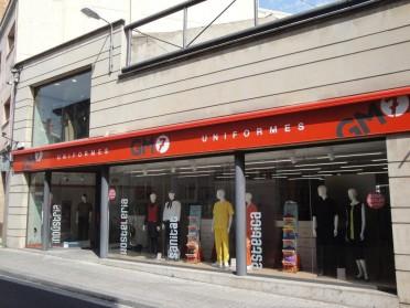 Oficines Centrals i Botiga Sabadell